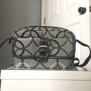 Handbags - NWOT Gray Crossbody Bag